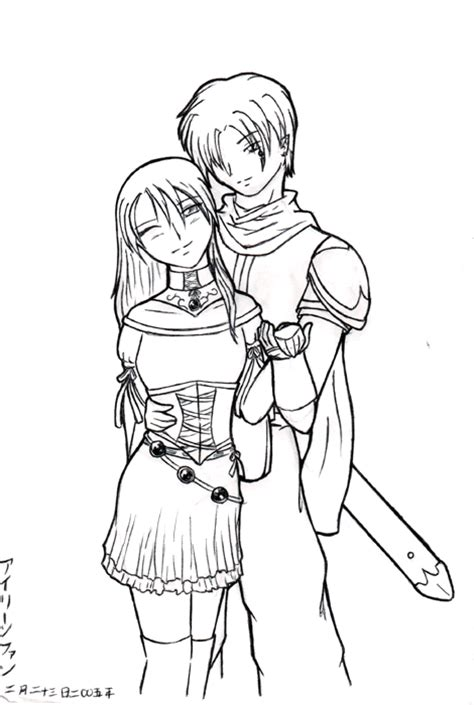 Anime Elf Warrior Coloring Pages Coloring Pages Anime Warrior Coloring Pages