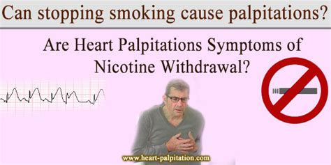 Can Detoxing Cause Palpitations can stopping cause palpitations