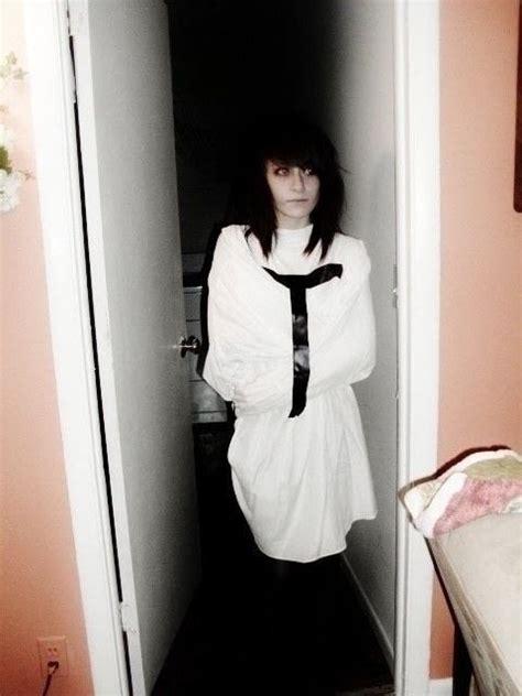 simple straight jacket     full costume