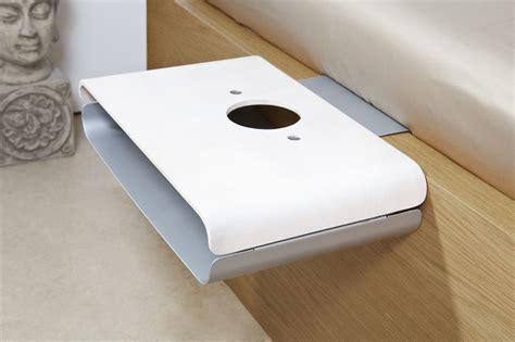 nachttisch zum anklemmen bettablage option tablett tisch beistelltisch nachttisch