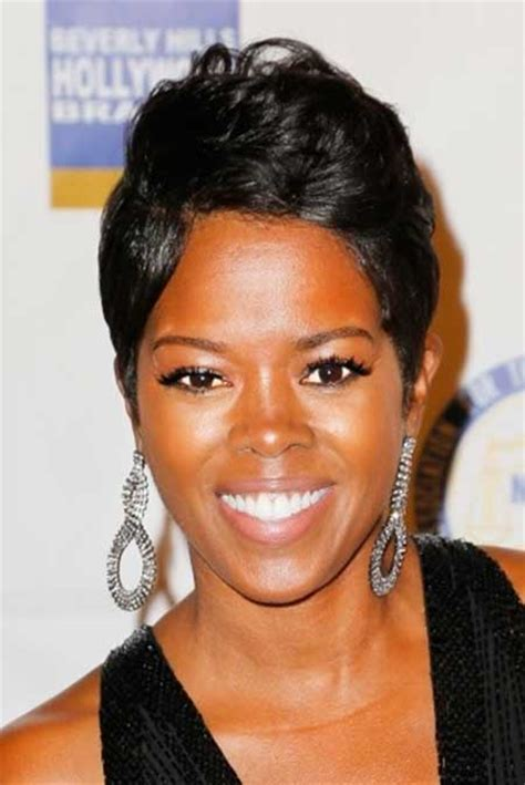 malinda williams pixie hairstyle 25 best short hairstyles for black women 2014 short