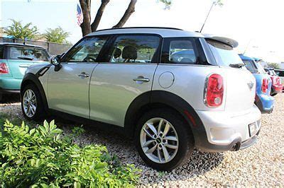 how petrol cars work 2012 mini countryman electronic toll collection purchase used mini cooper countryman s low miles 4 dr sedan automatic gasoline 1 6l 4 cyl whi in