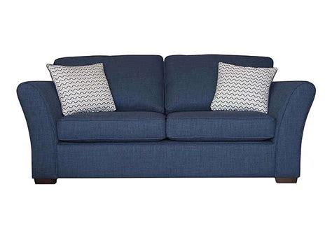 twilight  seater fabric sofa bed furniture village