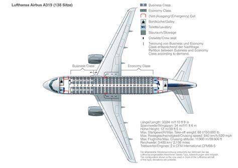 airbus a320 cabin layout sitzplan a319 100 lufthansa magazin