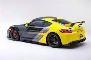 Porsche Cayman Kit Porsche 981 Cayman Gt4 Kits Carbon Fiber Aero Kits