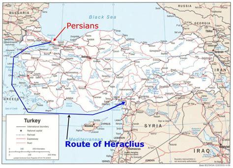 campaign  heraclius