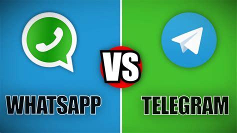 whatsapp vs telegram quale scegliere qual 232 il migliore