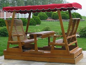 double glider swing with canopy specialty items hardy lawn furniture amish built lawn