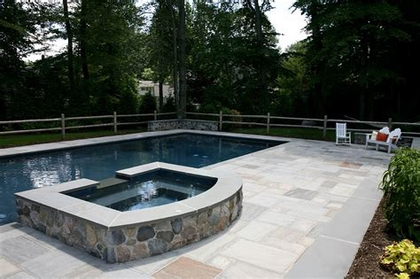 Pool Patio And Hearth New Custom Paver Pool Patio In Kinnelon New Jersey