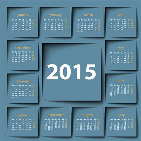 new design calendar 2015 创意蓝色2015日历设计模板下载 图片编号 20140903050013 日历台历 广告设计 矢量素材 聚图网