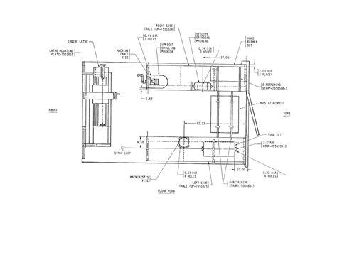 machine shop floor plan figure 2 components to be mounted unit 1 280 floor plan