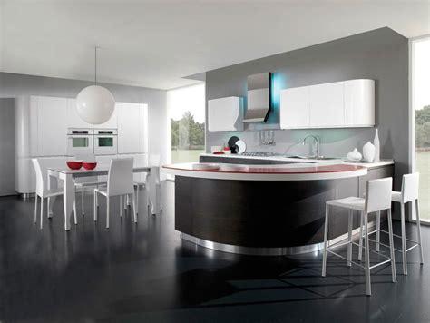 cucine con penisola moderne 50 foto di cucine moderne con penisola mondodesign it