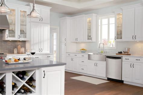 ideas for kitchens with white cabinets painting white kitchen cabinet design ideas kitchentoday