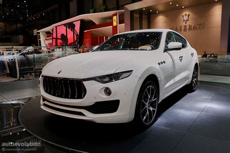 suv maserati maserati levante suv looks like a ghibli on stilts in