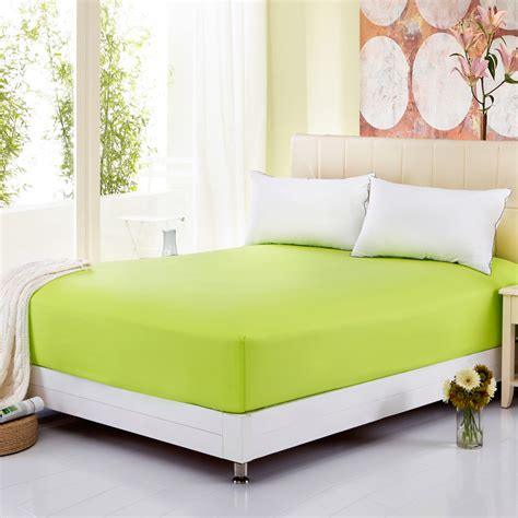 size bed cover new luxury bedding fitted bed sheet mattress protector