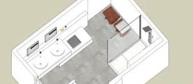 agencement salle de bain 8m2