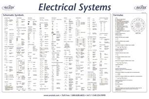 basic electrical schematic symbols electrical free printable wiring diagrams