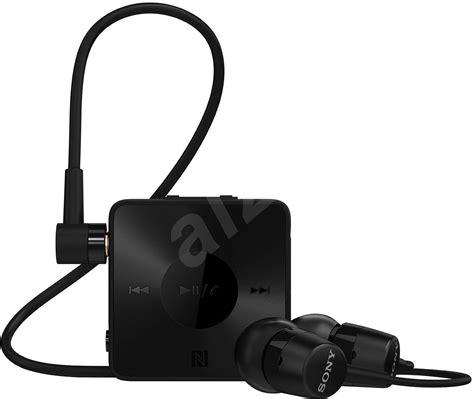 Sony Stereo Bluetooth Headset Sbh20 Sony Bluetooth Stereo Headset Sbh20 Black N 225 Hlavn 237 Souprava Alza Cz