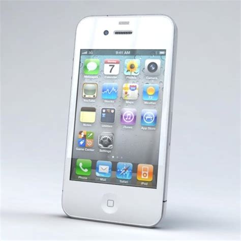 Apple 4 16gb apple iphone 4 16gb used phone for sprint white cheap phones