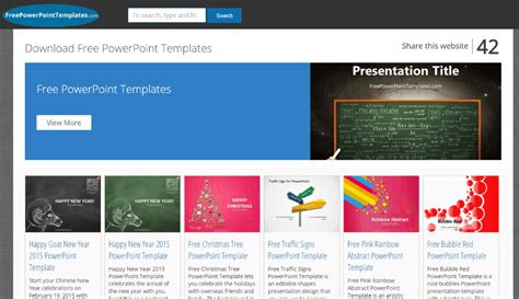 Best Websites To Download Free Powerpoint Templates Powerpoint Websites Free