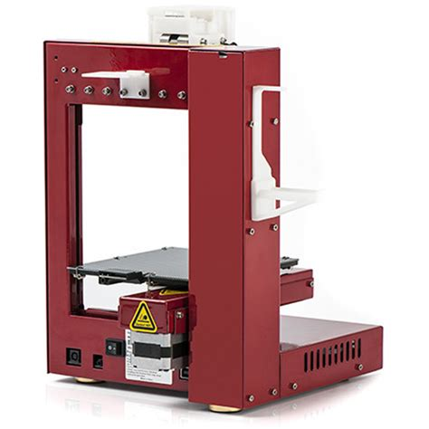 Printer 3d Up Plus tiertime up plus 2 3d printer 3dp144dred b h photo