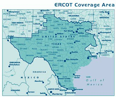 texas electric grid map launching a new era in texas january 2002