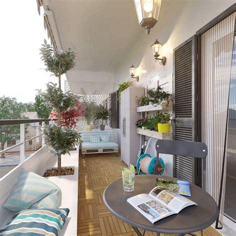 arredare terrazzo lungo e stretto come arredare un balcone stretto e lungo galleria di immagini
