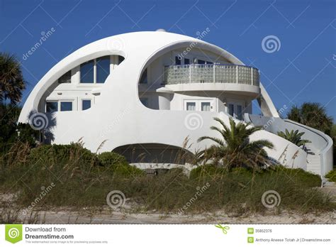 helmet house architecture unusual dome shape beach house royalty free stock image image 35852376