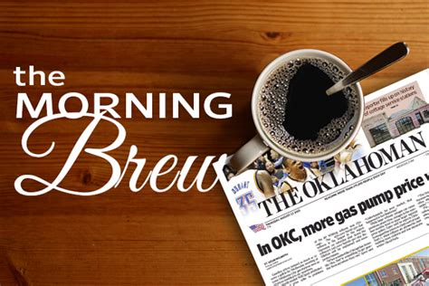 Morning Brew the morning brew racial tensions high after string of killings news ok