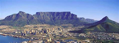 table top mountain tabletop mountain cape town south africa
