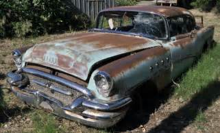 55 Buick Parts Gandy Collection Of Field Residing Project Cars Heads To A
