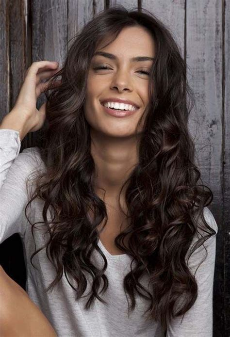 Brown Hairstyles For 50 2015 by 50 Shades Of Brown Hair Color Ideas For 2015 Healthy