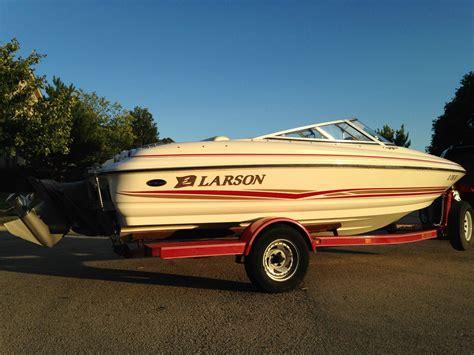 larson boats sei 180 larson sei 180 2003 for sale for 1 126 boats from usa