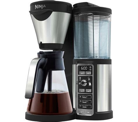 ninja kitchen appliances buy ninja cf060uk coffee bar glass edition free