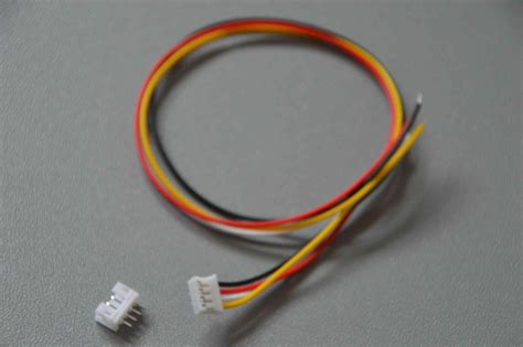 Kabel Micro Jst 6 Pin 1mm micro mini stecker 2 0mm 4 pin mit kabel 30cm jst ph kompatibel ebay