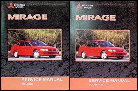 auto repair manual online 2002 mitsubishi mirage auto manual 2001 mitsubishi mirage repair shop manual set original