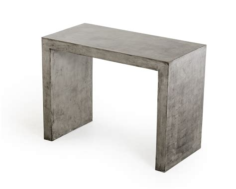Contemporary Bar Table Modrest Mcgee Modern Concrete Bar Table