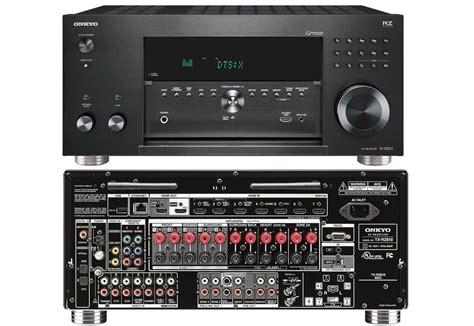 onkyo  rz series  home theater receivers
