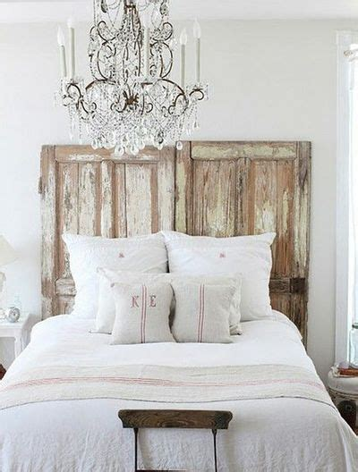 headboard from old door pinterest
