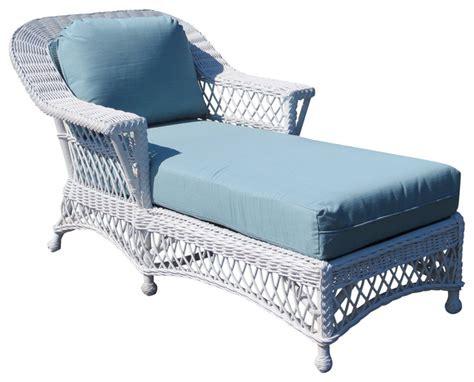 chaise lounge bar bar harbor chaise lounge in white baja lemon fabric