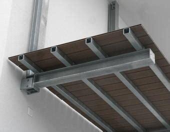 veranda geländer selber bauen balkon selber bauen stahl das beste aus wohndesign und
