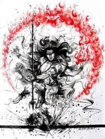 the destroyer shiva hindu god tattoos pinterest