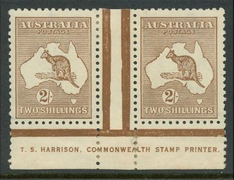 rare kangaroo stamps could leap to great prices at status