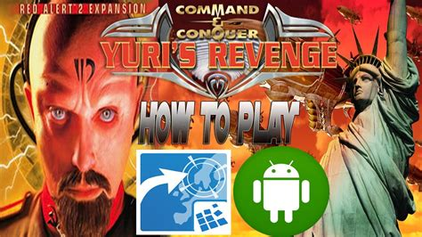 command and conquer android how to play command conquer alert 2 yuri s on android with exagear strategies