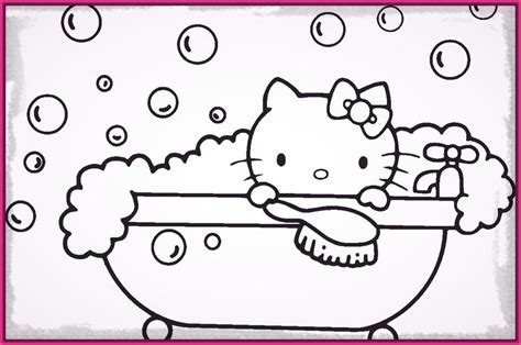 imagenes infantiles hello kitty dibujos de hello kitty para colorear e imprimir archivos