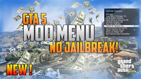 tutorial hack gta 5 online gta 5 online mod menu no jailbreak tutorial
