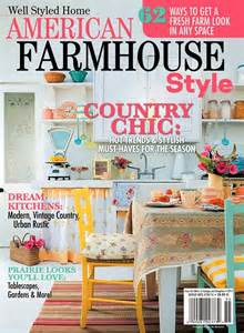 American Farmhouse Style Farmhouse Musings American Farmhouse Style Magazine