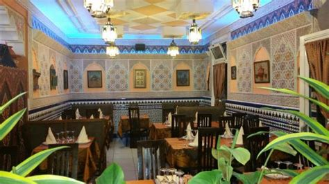 la table marocaine limeil brevannes tres salle photo de restaurant la table marocaine