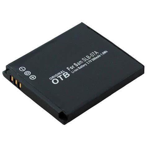 Samsung Slb 07a samsung slb 07a battery tl225 st600 pl150