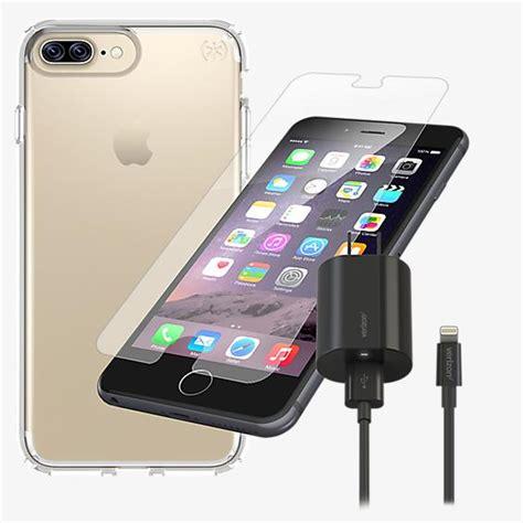 speck presidio clear case bundle  iphone